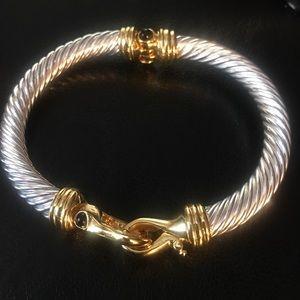 {New} Cable Bracelet